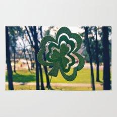 Symbol of luck Rug