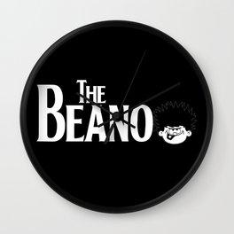 The Beano Wall Clock