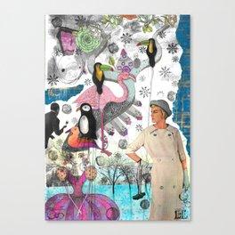 Collage I Canvas Print