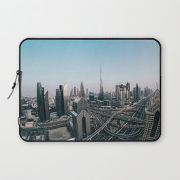 View from Dubai Laptop Sleeve