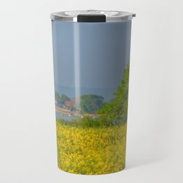 Summers Evening. Travel Mug