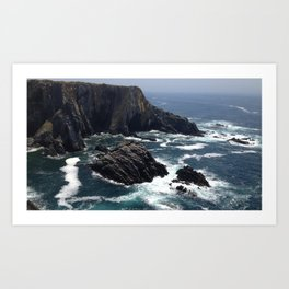 Waves II Art Print
