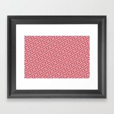 Pin Bow Framed Art Print
