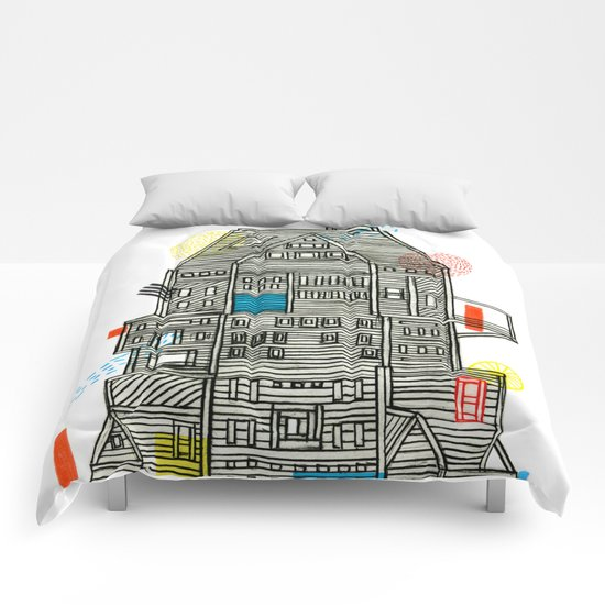 Holiday Camp Comforters