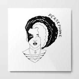 PERSEPHONE. Metal Print