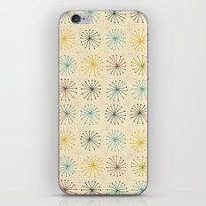 seedheads cream iPhone & iPod Skin