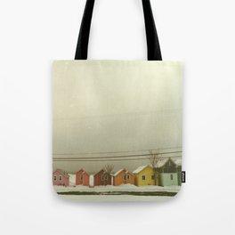 Tropical Heat Wave Tote Bag