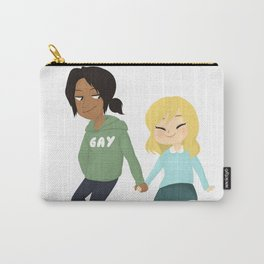 yumikuri | gal pals Carry-All Pouch