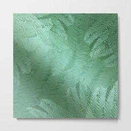 Kaitoke Green Everglade Metal Print