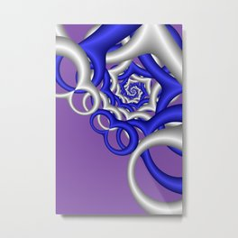 math is beautiful -08- Metal Print