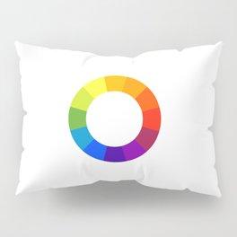 Pantone color wheel Pillow Sham