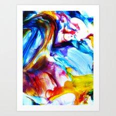 primordial Art Print