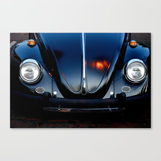 Expression Canvas Print