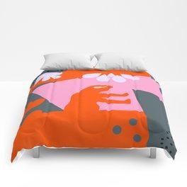Silent feline Comforters