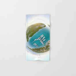 Tiny Planet Turks and Caicos Hand & Bath Towel