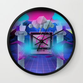 Commdore 64 Wall Clock