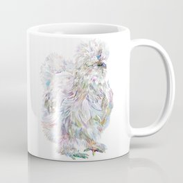 Silkie Chicken - Buchu Coffee Mug
