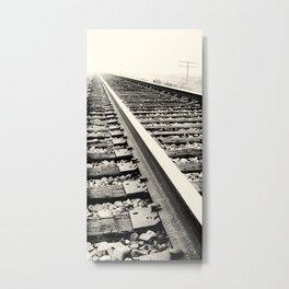 Vanishing Point Metal Print