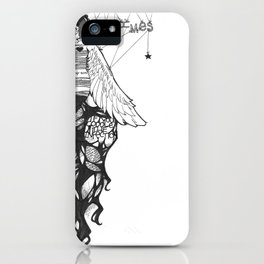 ( 9 crimes. ) iPhone Case