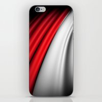 poland iPhone & iPod Skins featuring flag of Poland by Lulla