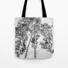 Tree Line Tote Bag