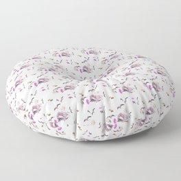Marine pattern Floor Pillow