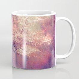 Surreal Magical Autumn Fall Woodlands Trees Coffee Mug