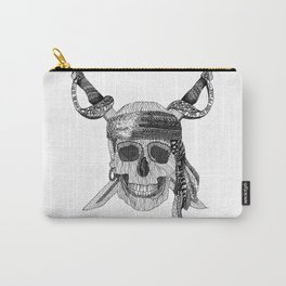 A pirate's life for me! Carry-All Pouch