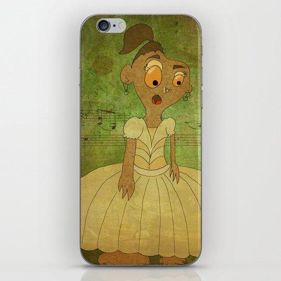 Princess Zibbo (Princess Monsters A to Z) iPhone & iPod Skin
