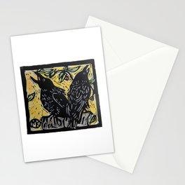 Caw, Caw Stationery Cards