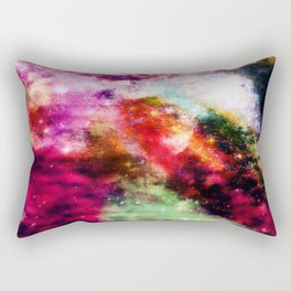 christmas universe Rectangular Pillow