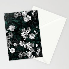 Botanical Night Stationery Cards