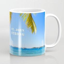 St. John Strong Coffee Mug