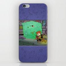 Dungeon Crawling iPhone & iPod Skin