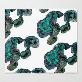 abstract digital 2.0 Canvas Print