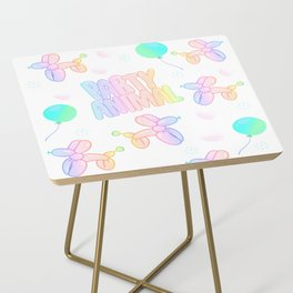 party animal Side Table