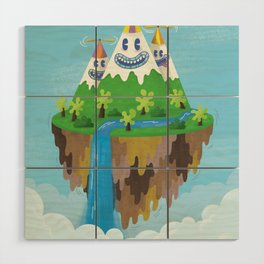Flight of the Wild Wood Wall Art