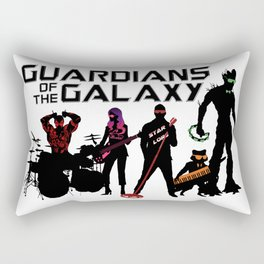 Guardians of the Galaxy - Awesome Mix Vol.2 Rectangular Pillow