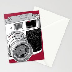 Leica M1 Stationery Cards