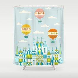 Small Magic Shower Curtain