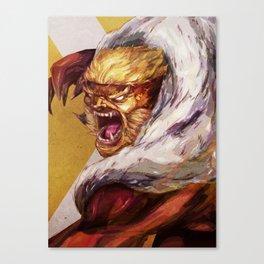 Sabretooth (Classic) Canvas Print