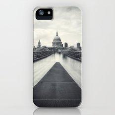 Millennium Bridge Ghosts, London Slim Case iPhone (5, 5s)