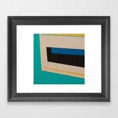 building Series Framed Art Print