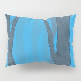 Ghost of Mello Marsh Pillow Sham