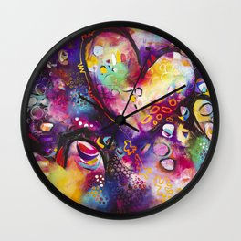 Ready for your Love Wall Clock