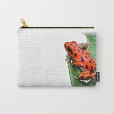 Red Frog Carry-All Pouch