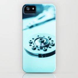 Computer Hard Drive 3 iPhone Case