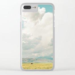 First Cut Clear iPhone Case