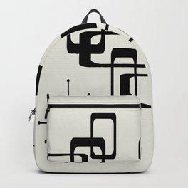 Atomic Era Minimalism Backpack