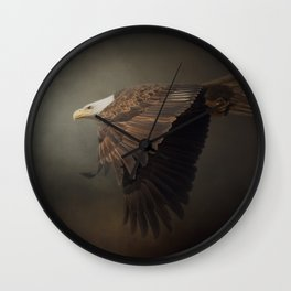 Flight Path 11 Wall Clock